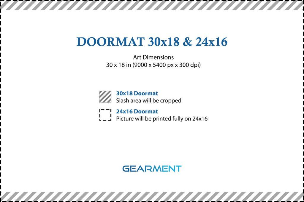 Doormat 16x24-18x30